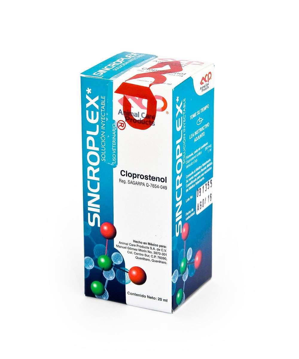 SINCROPLEX 20ml (CLOPROSTENOL SODICO)