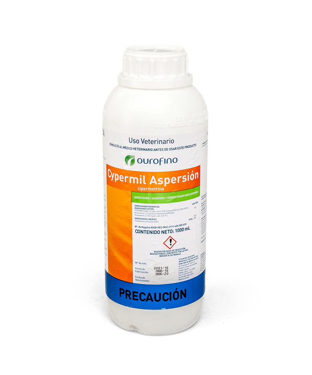 CYPERMIL ASPERSION 1 L (CIPERMETRINA AL 15%)